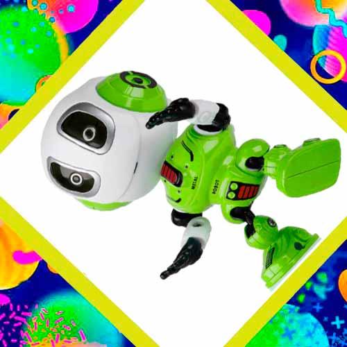 Робот в подарок мальчику на 3 года