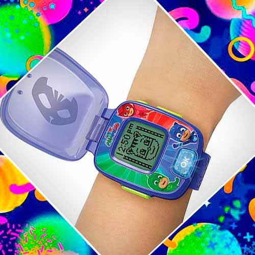 Часы с обучением - подарок мальчику на 3 года