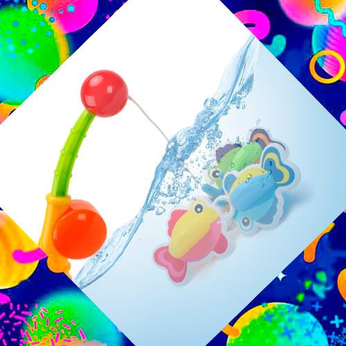 Удочку для ванны подарить 3-летнему мальчику