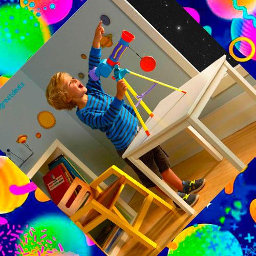 Телескоп для ванны подарить 3-летнему мальчику