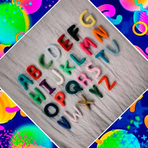 Алфавит подарок мальчику на 3 года