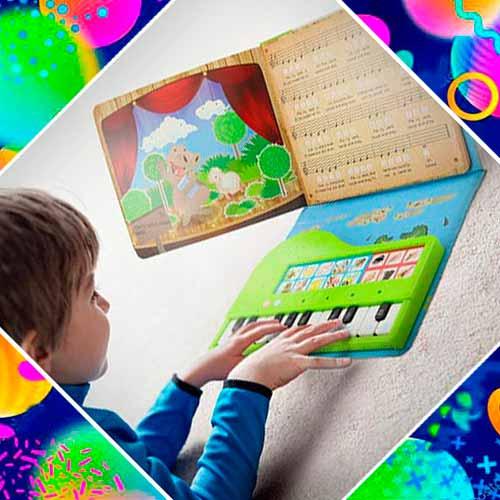 Мини фортепиано для 3-летнего мальчика