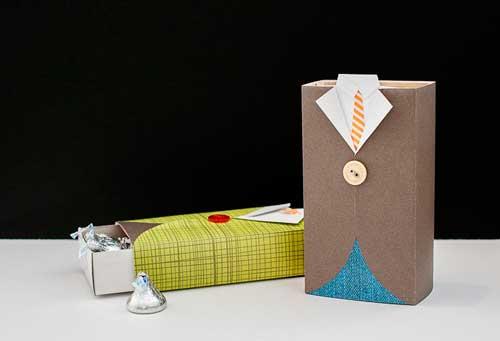 Подарочная коробка для мужчин