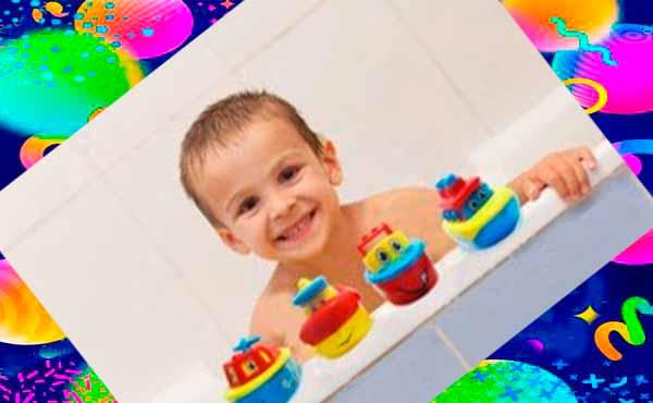Комплект лодочек-магнитов подарить ребёнку на 2 года