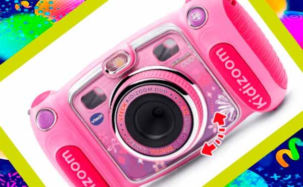 Камера на день рождения девочке