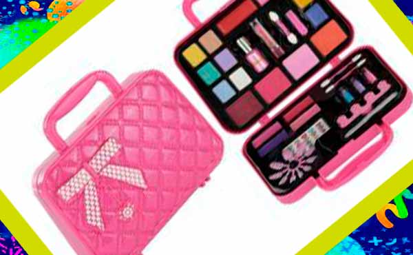 Набор для макияжа - подарок на день рождения на 5 лет