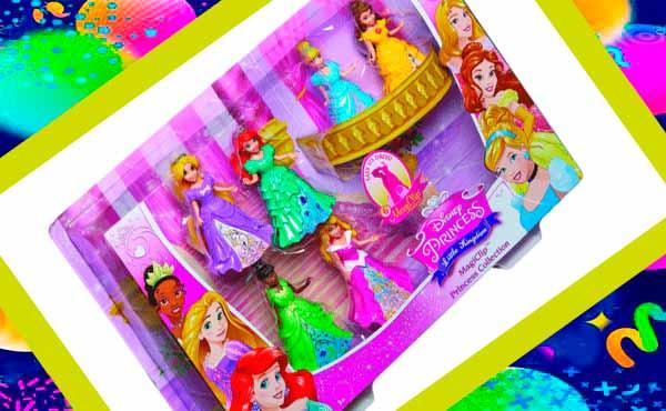 Подарок на день рождения девочке - набор кукол
