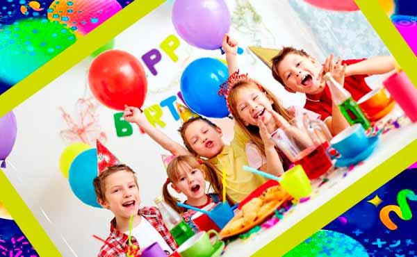 Дети любят дни рождения из-за веселья, праздника и подарков