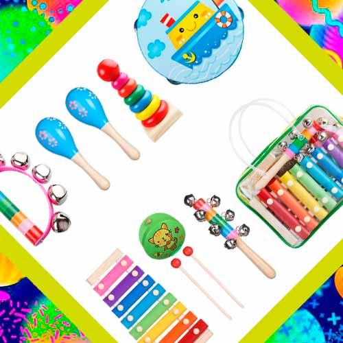 Подарить ребёнку музыкальный инструмент на день рождения