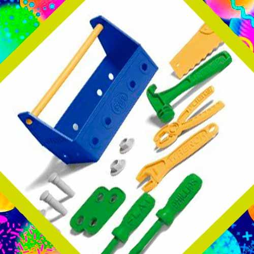 Набор инструментов для ребёнка в подарок