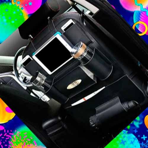 Автомобильный органайзер - подарок мужчине, у которого всё есть