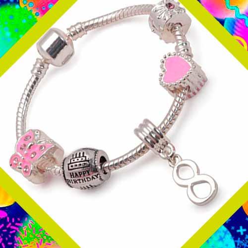 Подарок на день рождения девочке - браслет