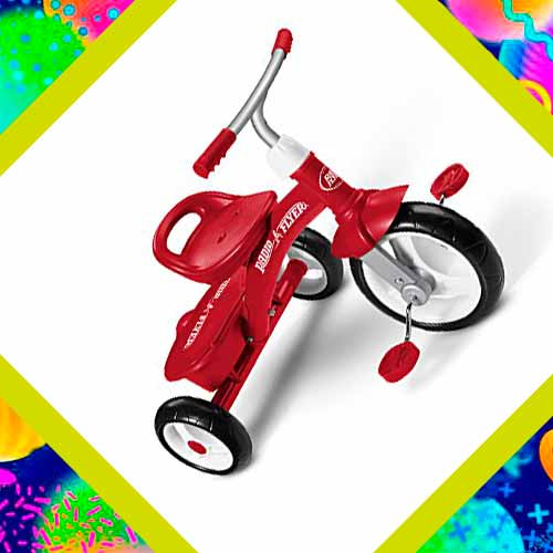 Подарок мальчику - велосипел