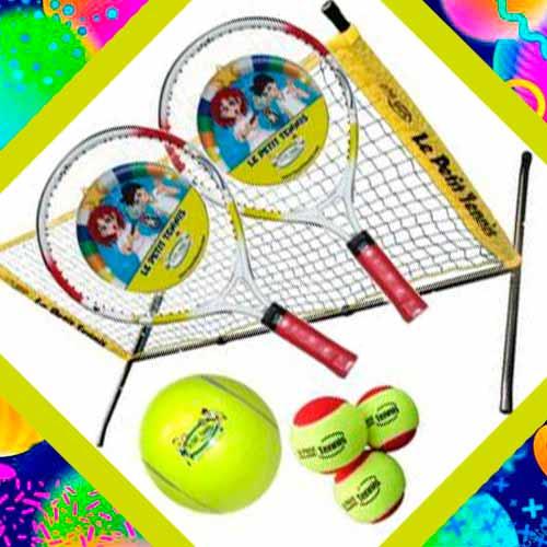 Набор для тенниса в подарок девочке на 5 лет