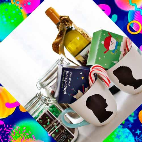 Идеи подарков к празднику 8