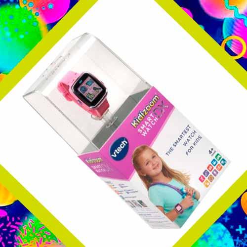 Умные часы в подарок девочке на 5 лет