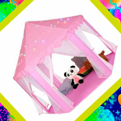 Игровая палатка в подарок девочке на день рождения