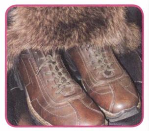 """Как завязать шнурки на ботинках эффектно """"молнией"""""""